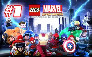 LEGO Marvel Super Heroes на андроид