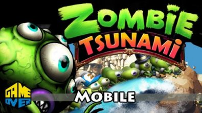 Zombie Tsunami для Android