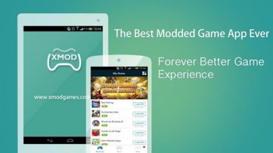 XModGames для Android