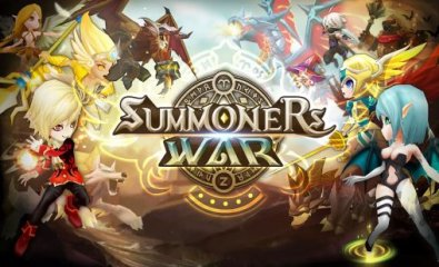 Summoners War: Sky Arena на андроид