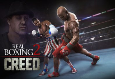 Real Boxing 2 CREED на андроид