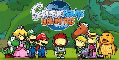 Scribblenauts Unlimited на андроид