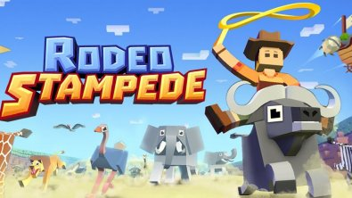 Rodeo Stampede на андроид