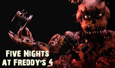 Five Nights at Freddys 4 на андроид