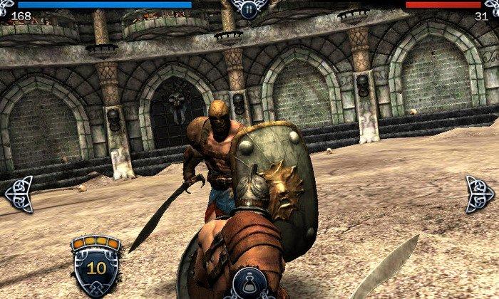 Скачать Игры На Андроид Blood And Glory Legends