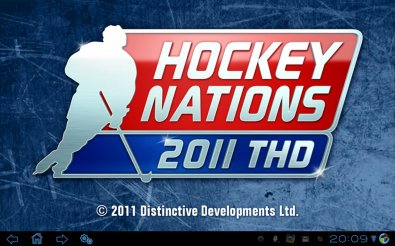 Hockey Nations 2010 на андроид