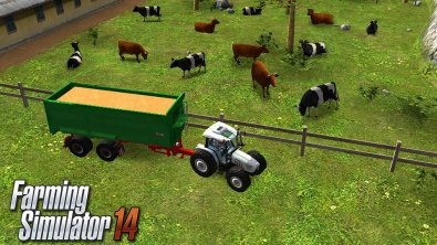Farming Simulator 2014 на андроид