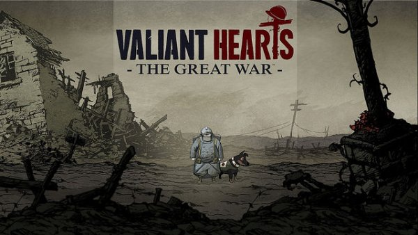 Valiant Hearts на андроид