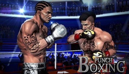 Царь бокса - Punch Boxing 3D на андроид