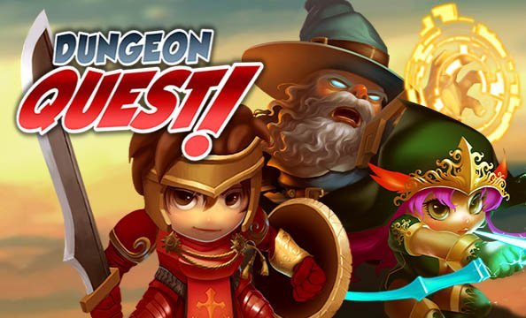 Dungeon Quest на андроид