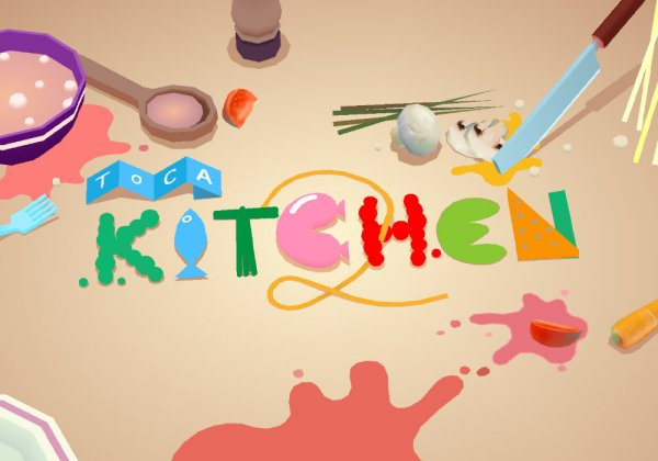 Toca Kitchen 2 на андроид