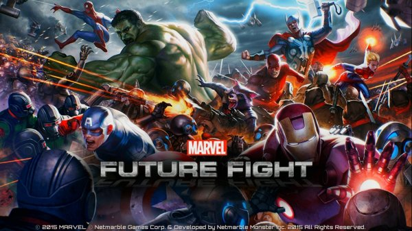 Future fight на андроид