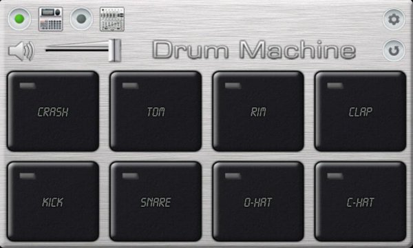 Drum Machine на андроид