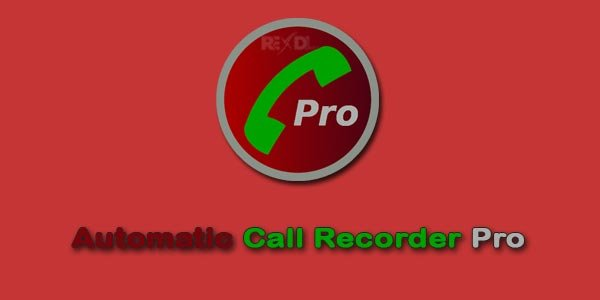 Automatic Call Recorder на андроид