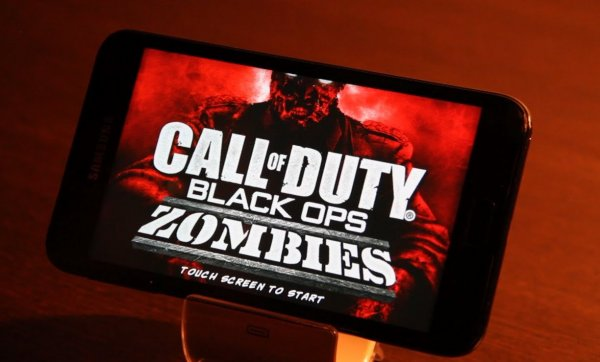 Call of Duty: Black Ops Zombies на андроид