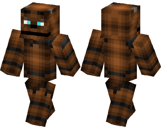 FREDDY FAZBEAR FOR MINECRAFT на андроид