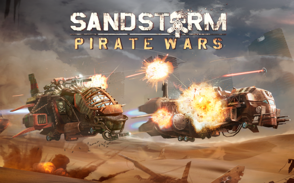 Sandstorm: Pirate Wars на андроид