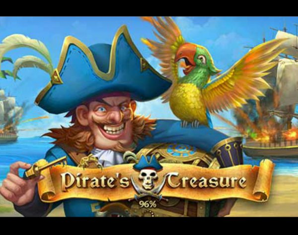 Pirates Treasure Slots на андроид