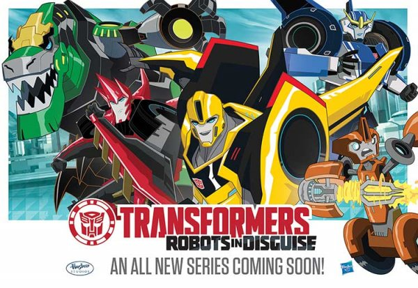 Transformers: Robots In Disguise на андроид