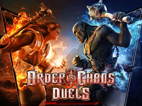 Order and Chaos Duels на андроид