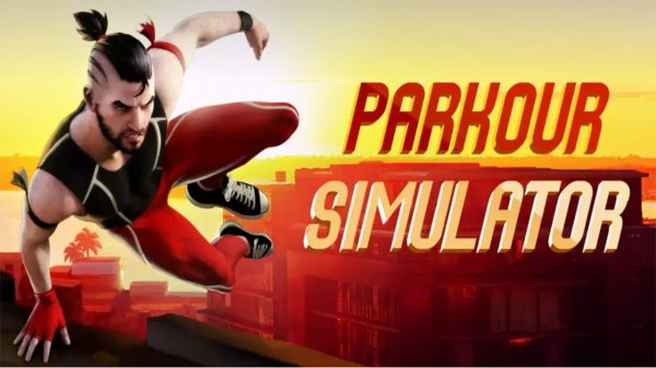 Parkour Simulator 3D на андроид