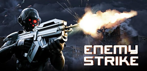Enemy Strike 2 на андроид