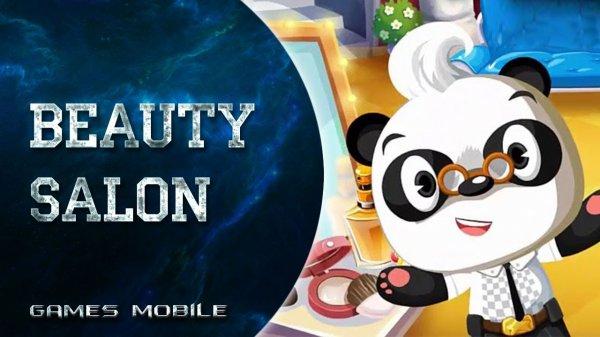 Салон Красоты Dr Panda Для Андроид