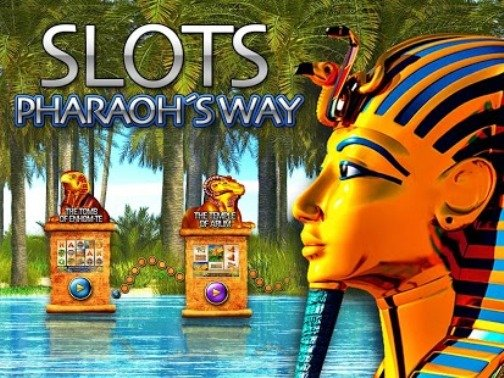 Slots - Pharaoh's Way на андроид
