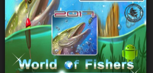 World of Fishers на андроид
