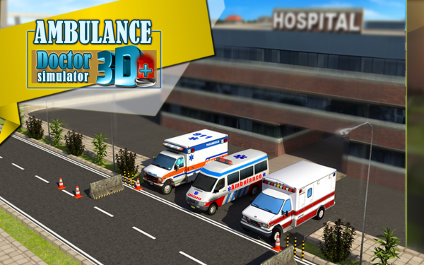 Ambulance Simulator 3D на андроид