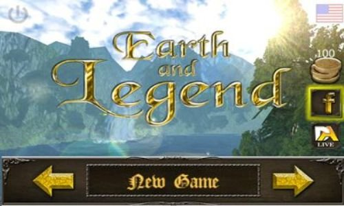 Earth And Legend 3D на андроид