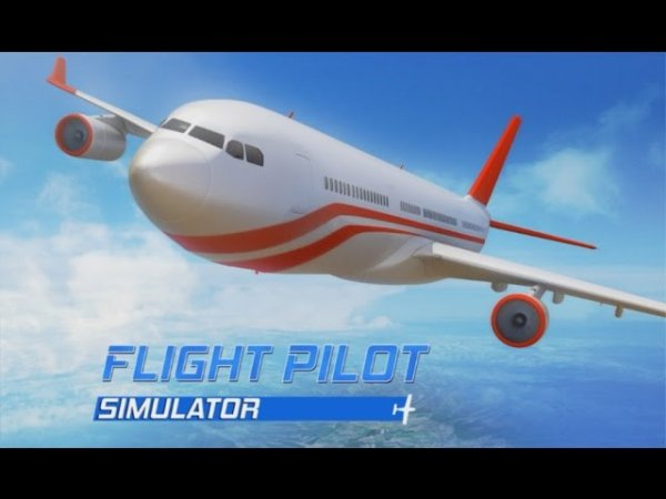 FLIGHT PILOT SIMULATOR на андроид