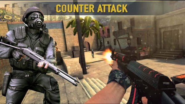 Counter Attack 3D на андроид