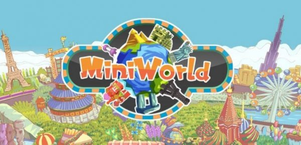 Mini World на андроид
