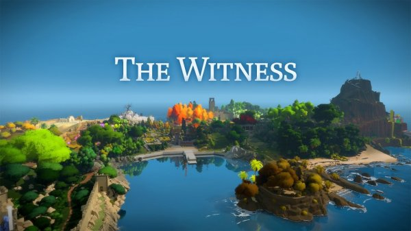 The Witness на андроид