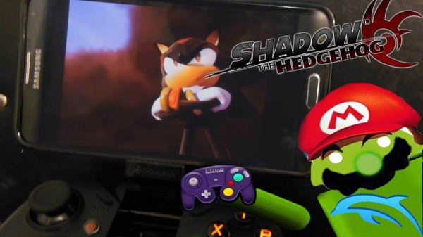 Shadow the Hedgehog на андроид