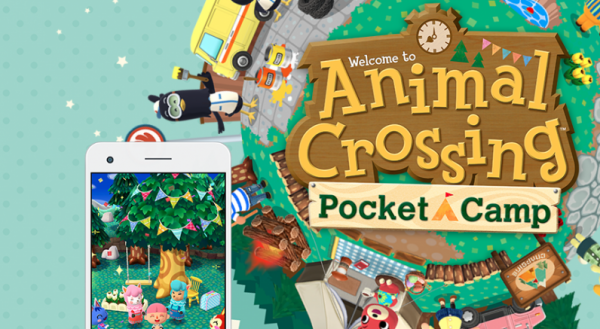 Animal Crossing на андроид