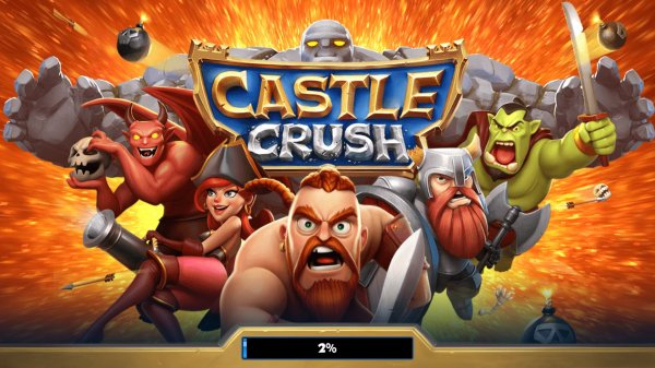 Приватный Сервер Castle Crush на андроид