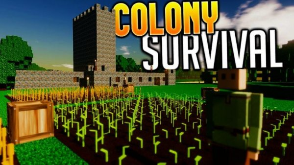 Colony Survival на андроид