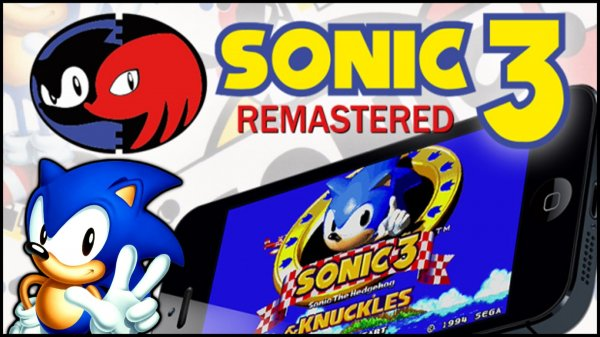 Sonic and Knuckles 3 на андроид