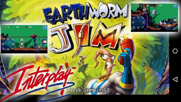 Earthworm Jim на андроид