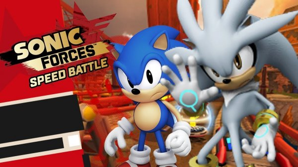 Sonic Forces: Speed Battle на андроид