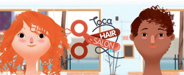 Toca Hair Salon 2 на андроид