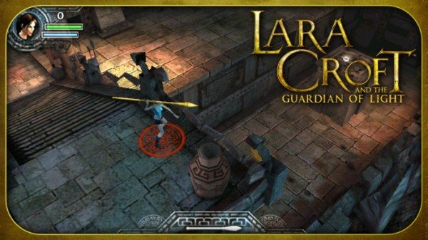 Lara Croft: Guardian of Light на андроид