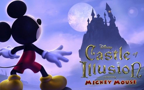 Castle of Illusion на андроид