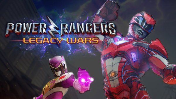 Power Rangers: Legacy Wars на андроид