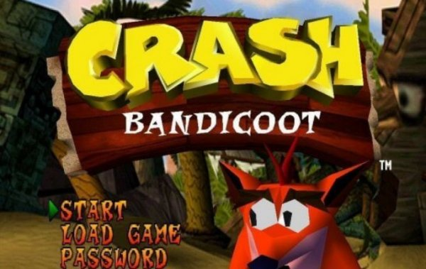 Crash Bandicoot на андроид