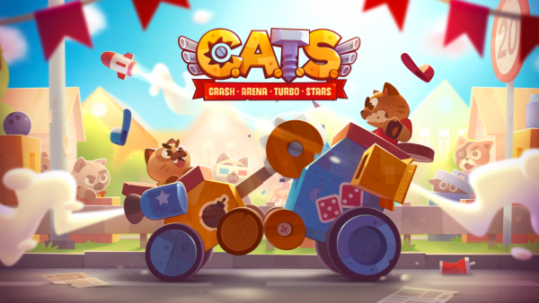 Приватный Сервер Cats Arena Turbo Stars на андроид