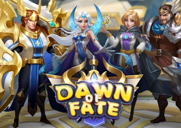 Dawn of Fate на андроид