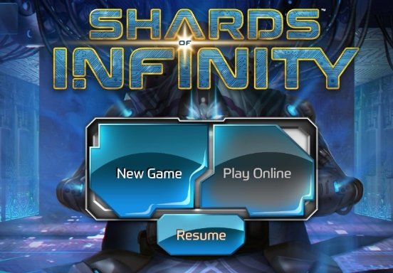 Shards of Infinity на андроид